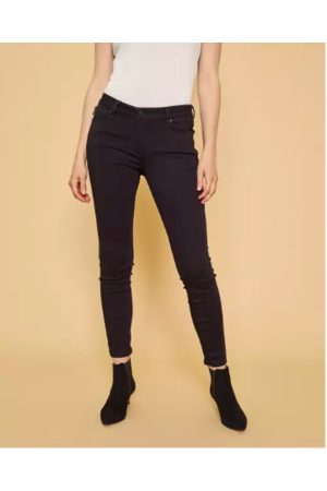 Mos Mosh Women Trousers - Victoria 7/8 Jeans with Zips