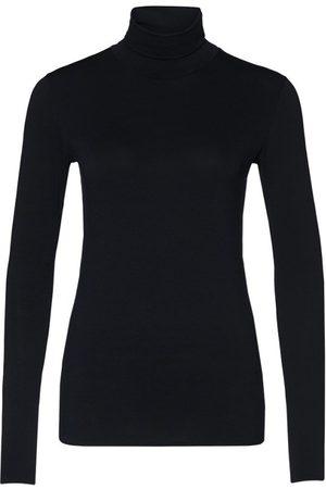 Marc Cain Essentials Polo Necked T Shirt +E48 54 J03
