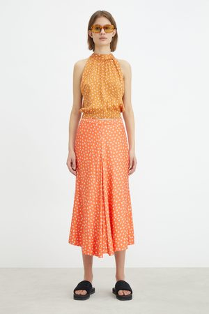 Rodebjer Women Skirts - Tyle Paisley Skirt