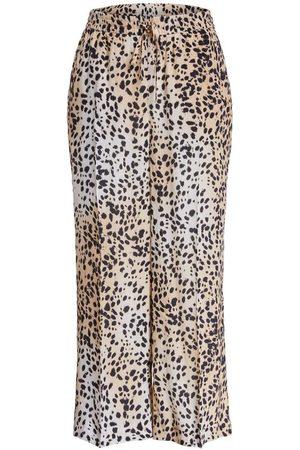 SET Set Cheetah print culottes 69395