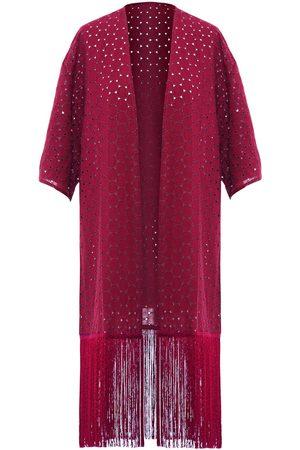 Paolita Bordeaux Kimono