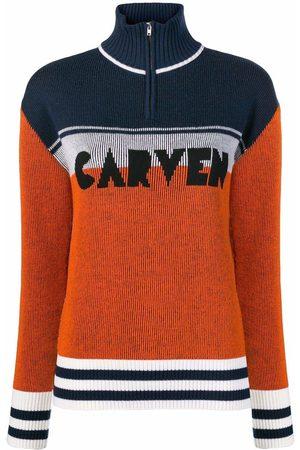 Carven Colour Block Sweater