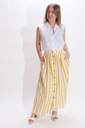 HARTFORD Women Skirts - Justa Stripe Skirt