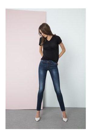 Ichi Women Trousers - Erin Izaro Jeans - Medium - 102011