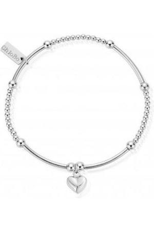 ChloBo Cute Mini Puffed Heart Bracelet SBCC023