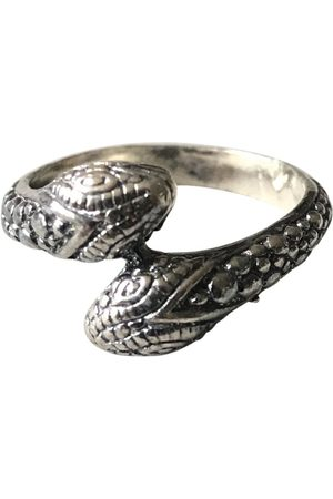 WINDOW DRESSING THE SOUL Two headed snake ring