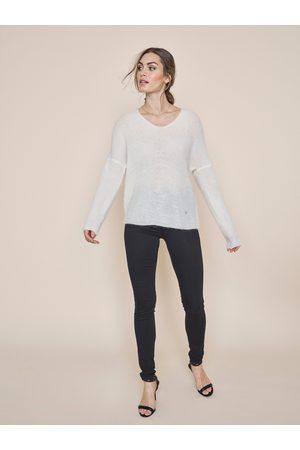 Mos Mosh Women Trousers - Alli Core Jeans in Black 129760