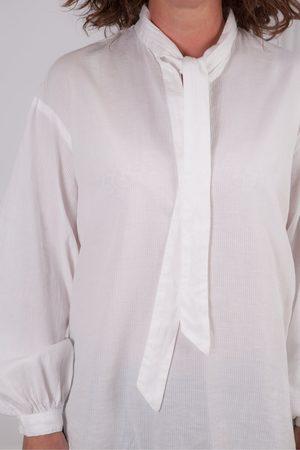 HARTFORD Women T-shirts - Charline Tie Neck Shirt