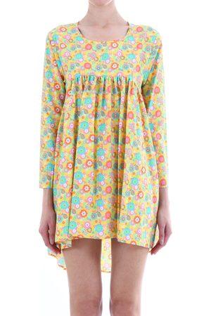 JEREMY SCOTT Floral dress