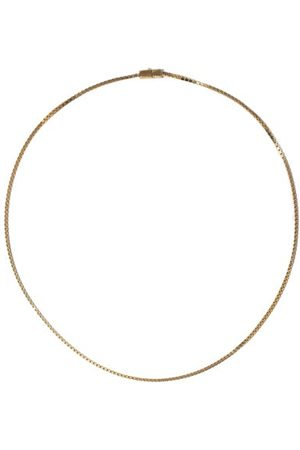 Tom Wood 9kt -plated Sterling-silver Necklace - Mens