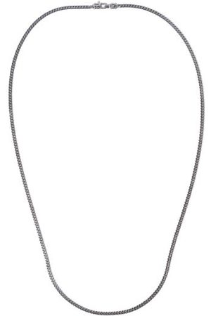 TOM WOOD M Curb-chain Sterling- Necklace - Mens