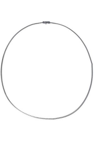 Tom Wood Box-chain Sterling- Necklace - Mens