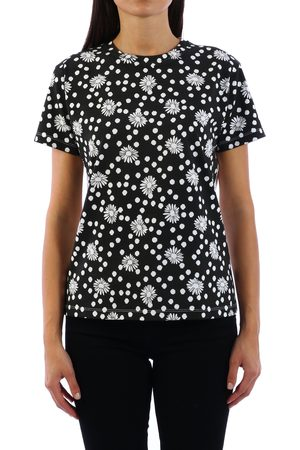 Emanuel Ungaro Women T-shirts - T-shirt with Flowers