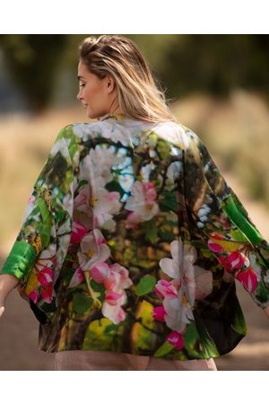 From My Mother's Garden BLOSSOMING KIMONO