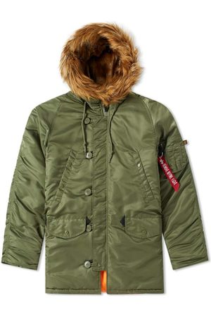 Alpha Industries N3B VF 59 Parka Sage