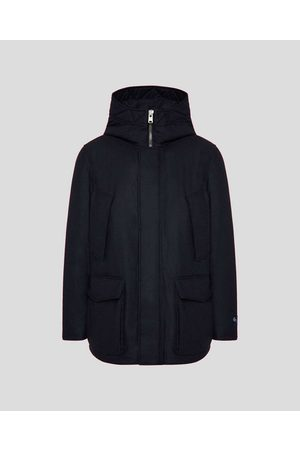 Woolrich LP Mountain Parka Navy