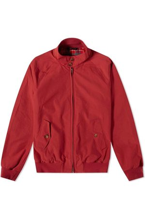 Baracuta G9 Harrington Jacket Ruby Wine
