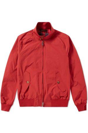 Baracuta Men Coats - G9 Harrington Jacket Dark