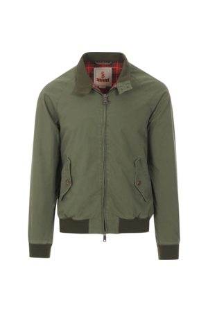 Baracuta G9 Harrington Jacket Army