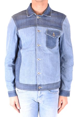 Dondup Men Denim Jackets - Denim Jacket in
