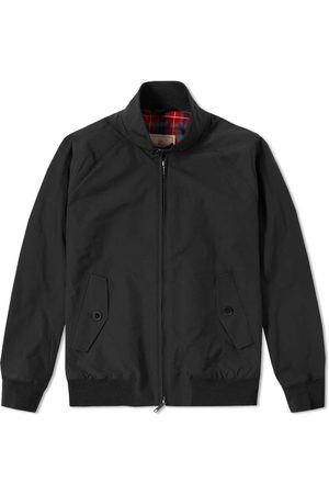 Baracuta G9 Harrington Jacket Off Black