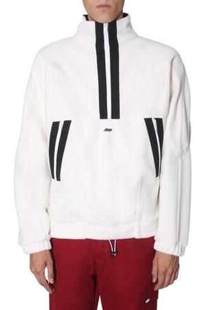 Msgm Men Sweatshirts - MEN'S 2740MM04X19550302 POLYESTER SWEATSHIRT