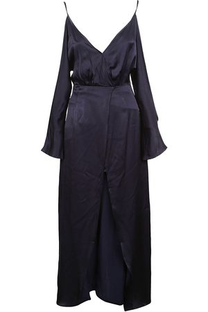 Jovonna WOMEN'S SAPPHIREPOOMI VISCOSE DRESS