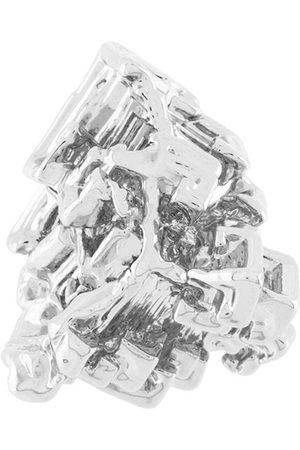 Coup De Coeur Vortex single stud earring - Metallic
