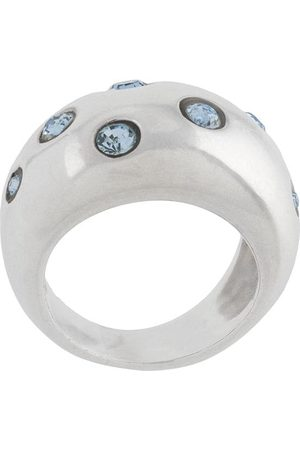 Yves Saint Laurent Women Rings - Crystal-embellished ring