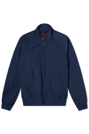Baracuta G9 Harrington Jacket Navy