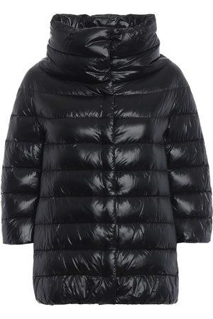HERNO Women Coats - WOMEN'S PI0043DIC120179300 POLYAMIDE DOWN JACKET