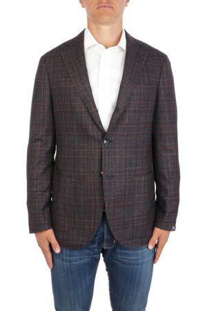 BARBA Men Coats - MEN'S 150201U0001 WOOL BLAZER