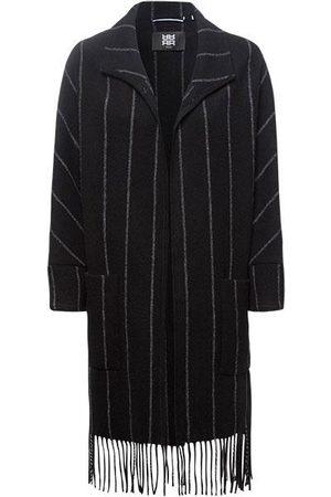 Riani Women Coats - Frill Jacket Black