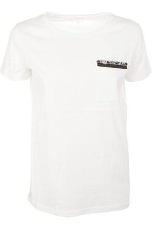 Woolrich Women T-shirts - WOMEN'S WWTEE11258641 COTTON T-SHIRT