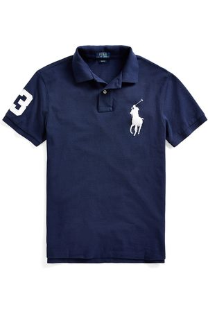 Ralph Lauren MEN'S 710781433003 COTTON POLO SHIRT