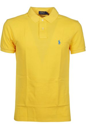 Ralph Lauren MEN'S 710795080022 COTTON POLO SHIRT