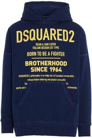 Dsquared2 Men Sweatshirts - MEN'S S74GU0431S25030478 COTTON SWEATSHIRT