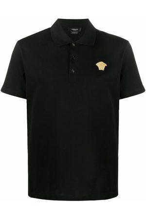 VERSACE Men Polo Shirts - MEN'S A87427A237141A2003 COTTON POLO SHIRT