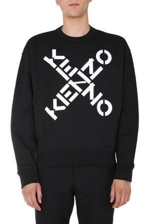 Kenzo MEN'S FA65SW5214MS99 COTTON SWEATSHIRT