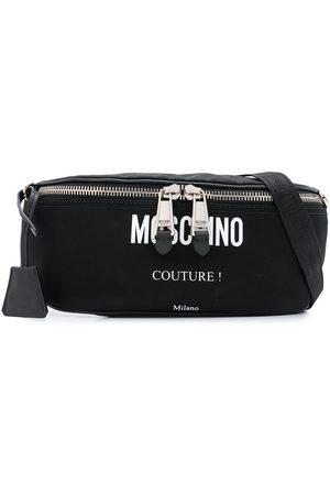 Moschino MEN'S A770482012555 POLYAMIDE BELT BAG