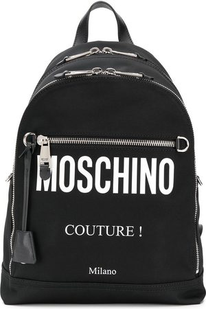 Moschino MEN'S A760682012555 POLYAMIDE BACKPACK