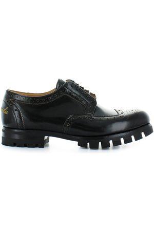Barracuda Women Shoes - WOMEN'S BD0991 LEATHER LACE-UP SHOES