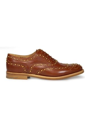 Church's Women Shoes - WOMEN'S EEB0129XVF0AAN LEATHER LACE-UP SHOES