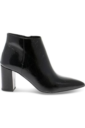 Janet&Janet WOMEN'S JANET44603VN LEATHER ANKLE BOOTS