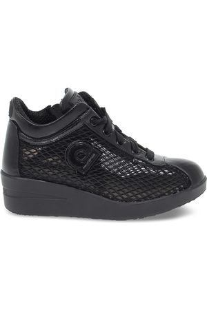 Ruco Line RUCO LINE WOMEN'S RUCO226ARN FABRIC SNEAKERS