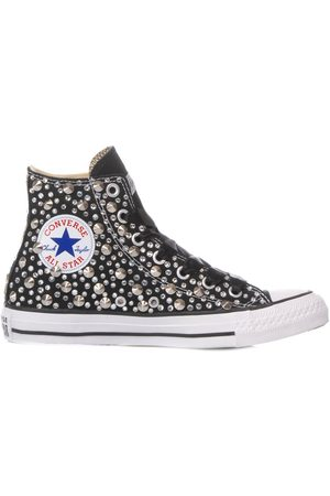 Converse WOMEN'S MIM204 FABRIC HI TOP SNEAKERS