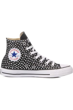 Converse WOMEN'S MIM141 FABRIC HI TOP SNEAKERS