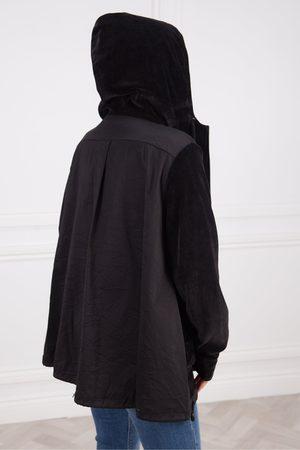 CREA Women Hoodies - Velour Zip Hoody
