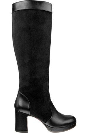 Chie Mihara Heral Boots - Black