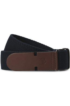 Tod's Men Belts - MEN'S XCMCP770100HGR01L7 FABRIC BELT